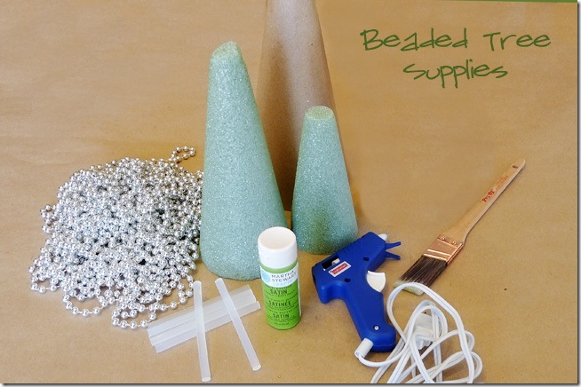 Beaded Tree Supplies