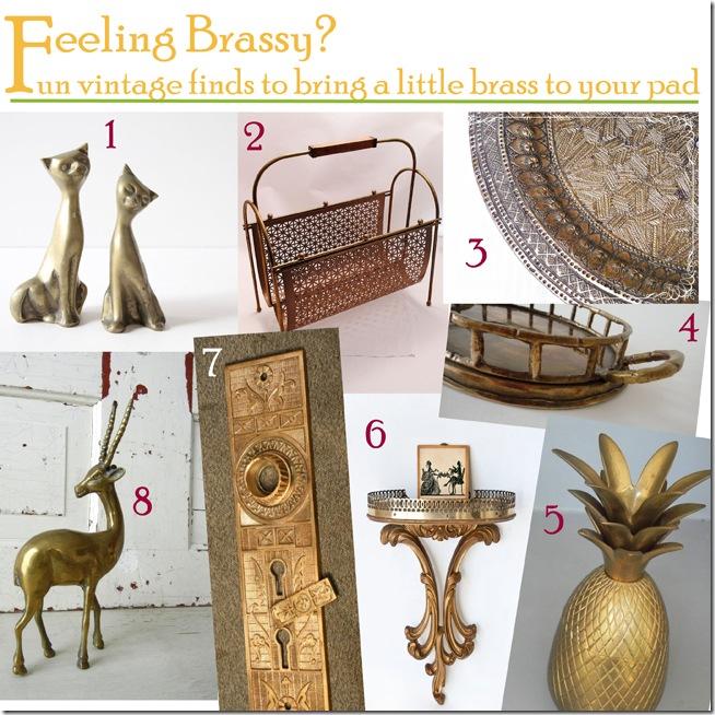 Feeling Brassy 2