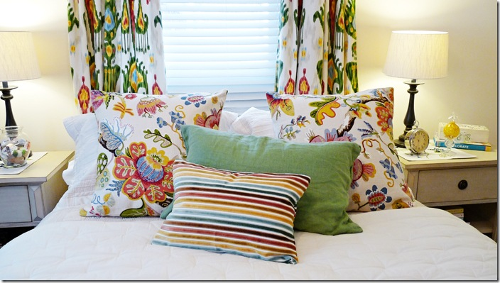 Braemore Wonderland Pearl Pillows