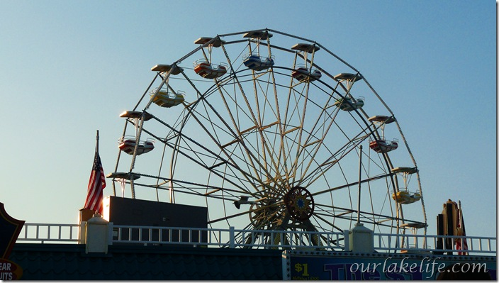 Ocean City New Jersey Ferris Wheel