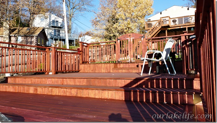 Lakeside Deck 2