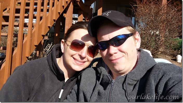 Maria and Bryan