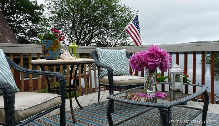 Deck Flowers 3