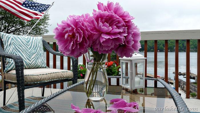 Deck Flowers 5