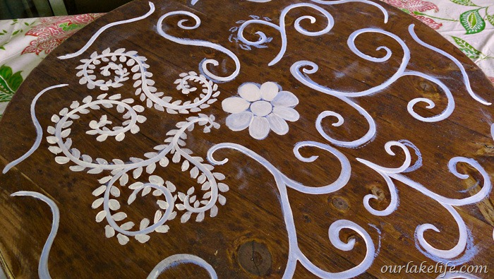 DIY Inlay Table 2