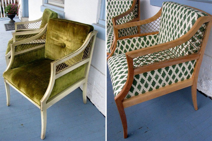 Chairloom Before and After 2