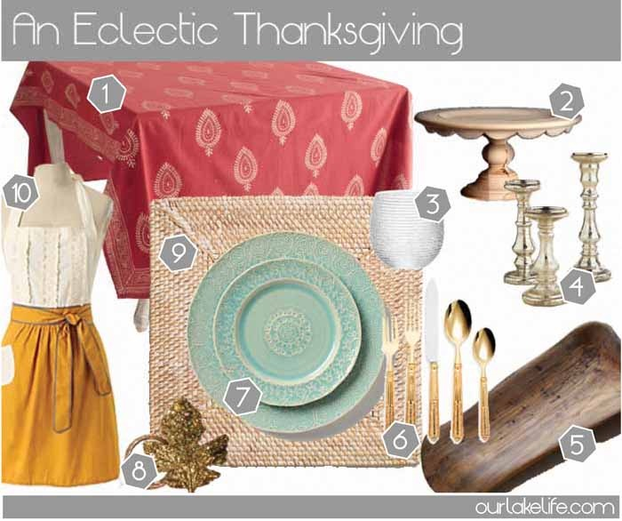 Eclectic Thanksgiving