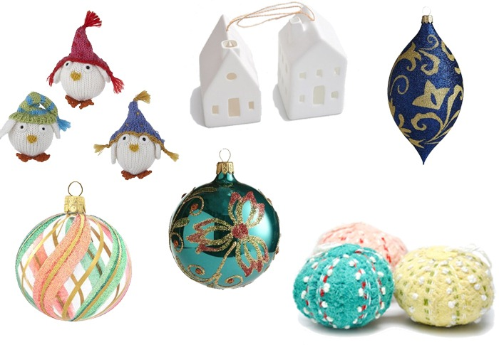 Gift Guide - Ornaments and Trimmings 1