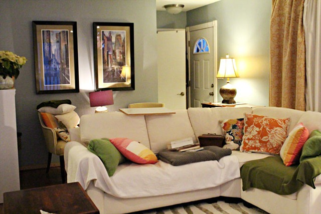 Living Room Arrangement<br> : Our Lake Life:I Like To Move It Move It - Our Lake Life