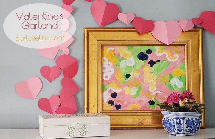Valentine's-Garland