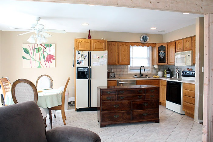 our lake life kitchen remodel small update or complete gut job our lake life. Black Bedroom Furniture Sets. Home Design Ideas