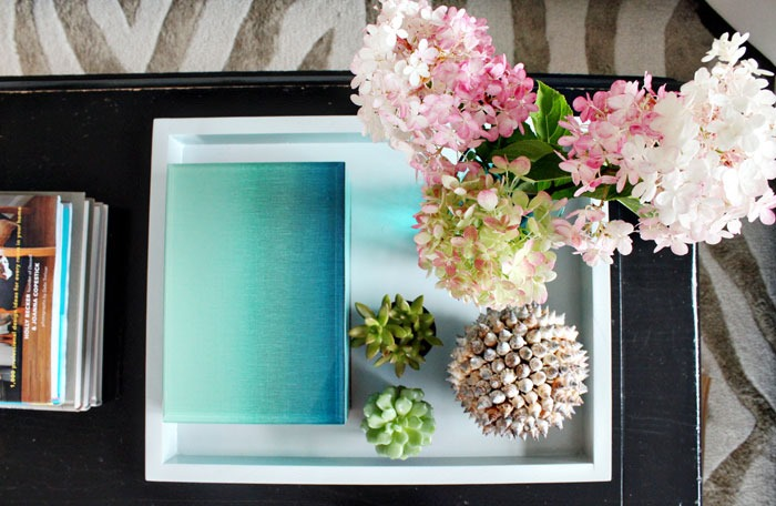 Style a Coffee Table